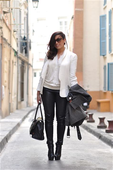 Lova Pant lova mango blazer hotel particulier silk top tara jarmon leather proenza