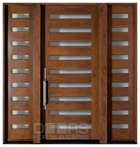 Contemporary Wooden Front Doors Modern Collection Custom Solid Wood Doors Contemporary Front Doors Chicago By Doors