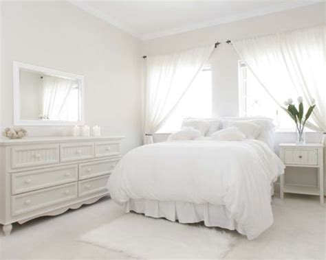 white bedroom curtains decorating ideas all white bedroom ideas pictures remodel and decor