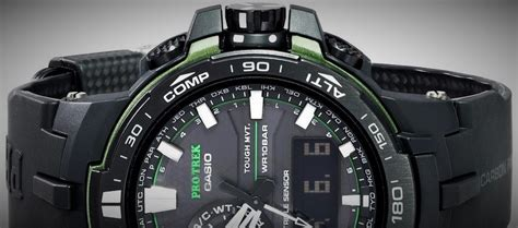 Casio Protrek Prw6000 Black casio men s prw 6000y 1acr pro trek review fishing tips guru
