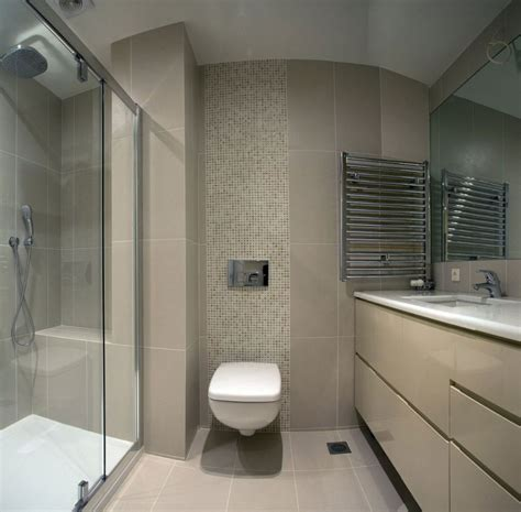 awkwardly shaped bathrooms designs stylish glass screens and sleek design shape smart apartment