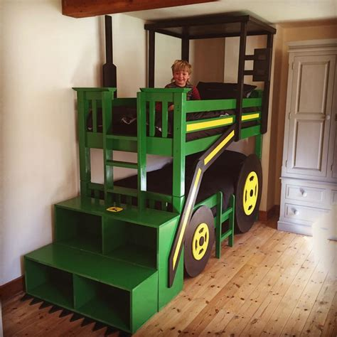 john deere tractor bunk bed 25 best ideas about tractor bed on pinterest boys