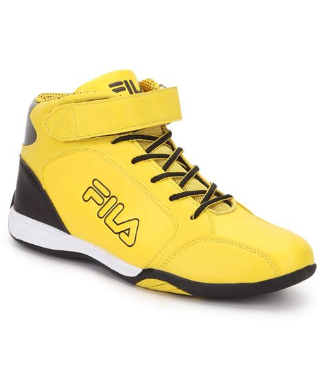 S Casual Shoes Yellow by Fila Lazzero Yellow Casual Shoes Buy Fila Lazzero Yellow