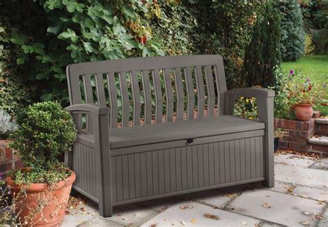 storage garden bench storage bench box outdoor timber wooden patio garden bench