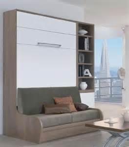 armoire lit escamotable 160 14 200 cm cus de