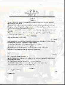Resume Sle Retail by Retail Sales Resume Occupational Exles Sles Free Edit With Word