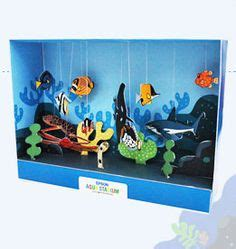 printable fish for diorama 1000 images about homework ideas on pinterest dioramas