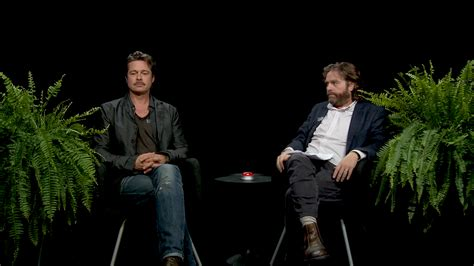 michael cera between two ferns between two ferns with zach galifianakis brad pitt from zach