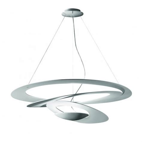 artemide pirce soffitto artemide pirce white suspension l outlet desout