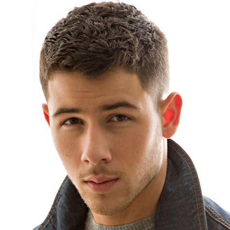 curly hairstyles buzz cut crew cut taper fade cool mens hair celebrity hairstyles for men