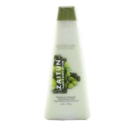 Minyak Zaitun Mustika Ratu Untuk Kulit 10 merk lotion untuk kulit kering yang berkualitas