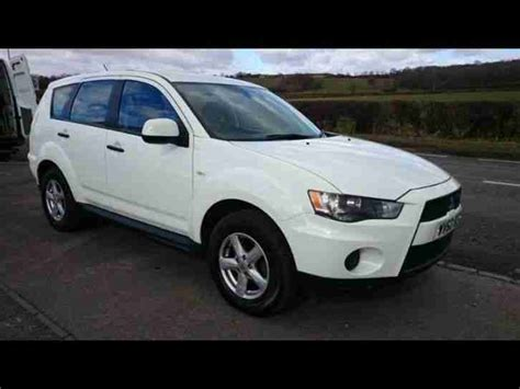 manual cars for sale 2004 mitsubishi outlander parking system mitsubishi outlander di d gx 2 diesel manual 2012 62 car for sale