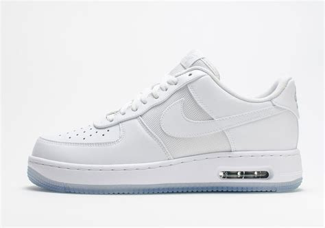 nike airforce one 1 nike brings iconic white on white to the air 1 elite