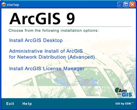 video tutorial arcgis 9 3 installing arcgis desktop on your computer