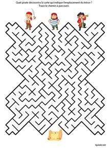Exceptional Jeu Gratuit Pour Enfant De 4 Ans #5: Labyrinthe-pirates.png