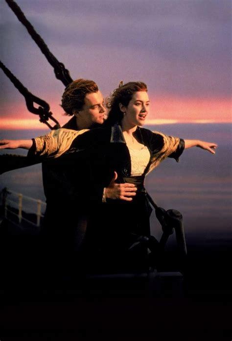 film titanic actors leonardo dicaprio and kate winslet in titanic movie