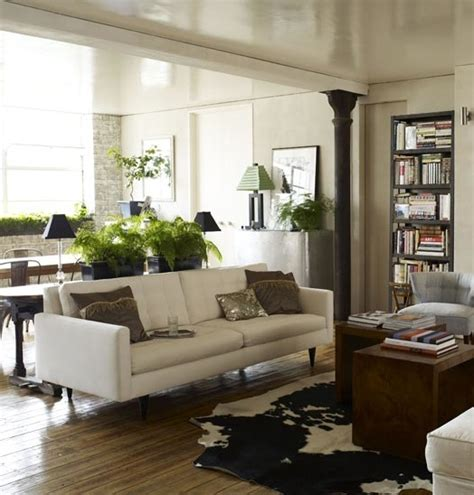 living room plant top 10 neutral interiors four walls and a roof