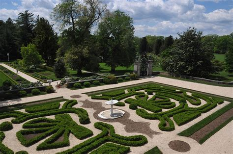Nemours Gardens by File Boxwood Gardens At Nemours Mansion New Castle County