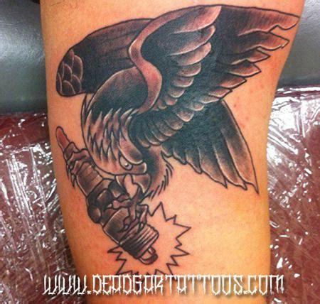 the plug tattoo deadgar tattoos tattoos nature animal eagle