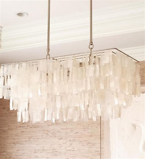 Capiz Hanging L by West Elm Capiz Chandelier 28 Images West Elm Capiz