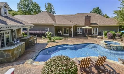 mooresville luxury ranch home for sale near lake norman