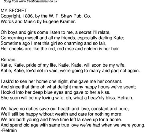secret lyrics we the time song lyrics for 55 my secret