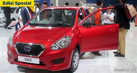 Karpet Karet Mobil Datsun Go di india datsun go dijual dengan pilihan paket aksesoris