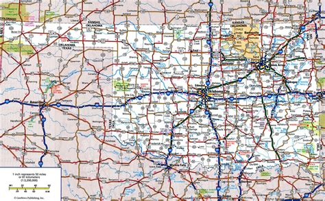 road atlas map of texas printable road map of oklahoma search results global news ini berita