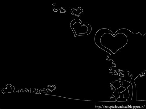 wallpaper hd black and white love cute wallpapers black and white wallpapersafari