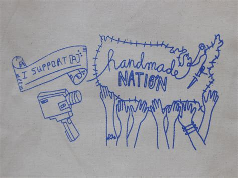 Handmade Nation Documentary - inspiration