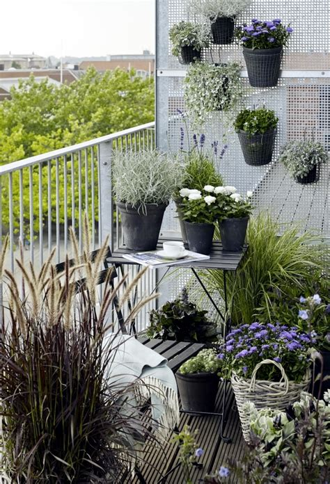 Exterieur Castorama 524 by Beautify The Balcony With Plants 24 Ideas For Balcony