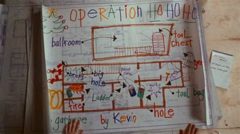 A Christmas Story House Floor Plan a critical assessment of the traps in home alone 2
