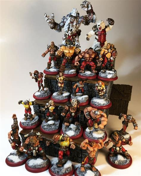 best blood bowl team 17 best ideas about blood bowl miniatures on