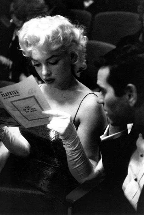 34 Candid Photographs Captured Marilyn Monroe Four Days in