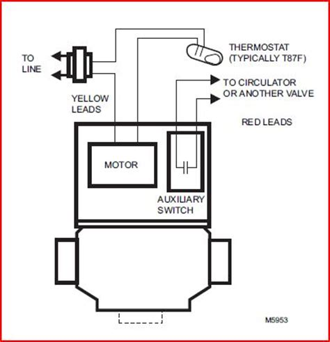 honeywell zone valve wiring diagram need help wiring honeywell zone valves doityourself