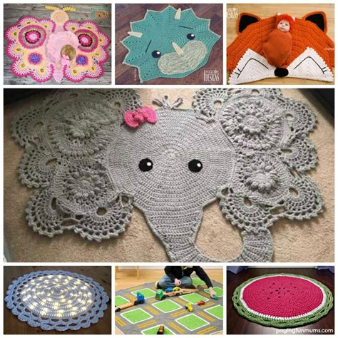 Crochet Elephant Rug Tutorial In by Clever Crochet Throw Rugs Crochet Patterns And Craft