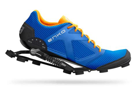 shoes with springs for running loaded enko shoes