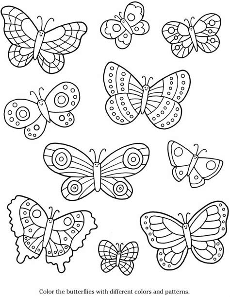 butterflies to color butterflies to color color in with your watercolors