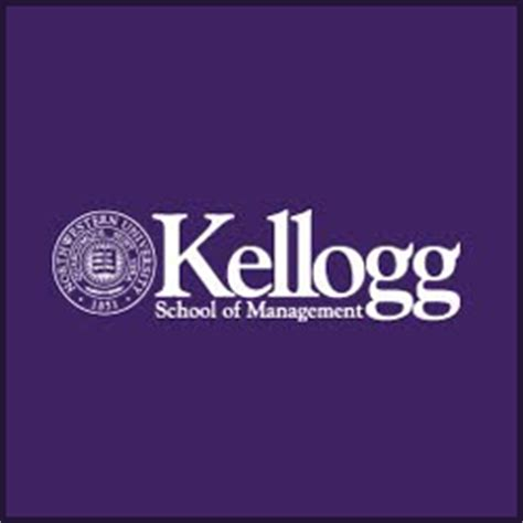 Kellogg Mba by Kellogg School Of Management Northwestern