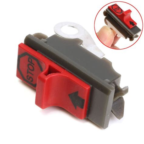 Stop L Switch Replacement by Gardening Chainsaw Engine Stop Switch Replacement For