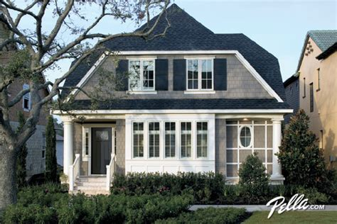 Cape Cod Style Houses how to match the right window and door styles to your home