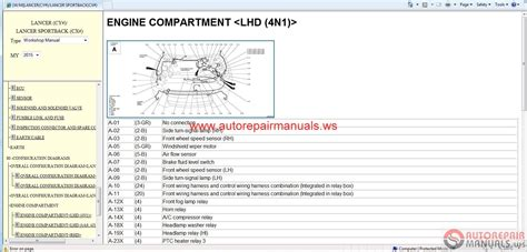 motor repair manual 2010 mitsubishi lancer free book repair manuals mitsubishi lancer 2015 and lancer sportback 2015 service manual cd auto repair manual forum