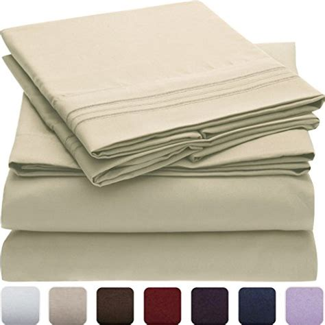 top rated sheet sets highly rated mellanni queen bed sheet sets less than 20