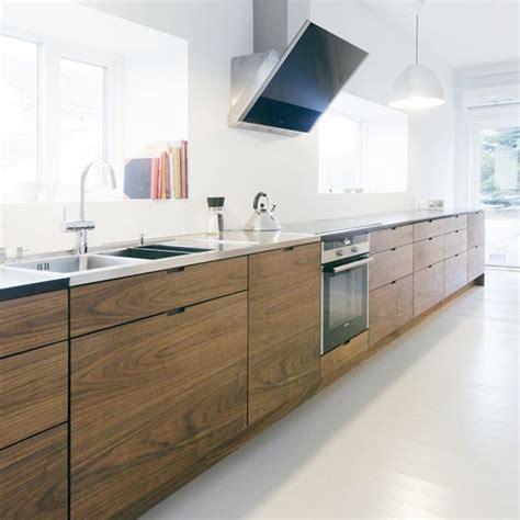 keuken massief hout ladefronten en deuren massief beuken licht gestoomd