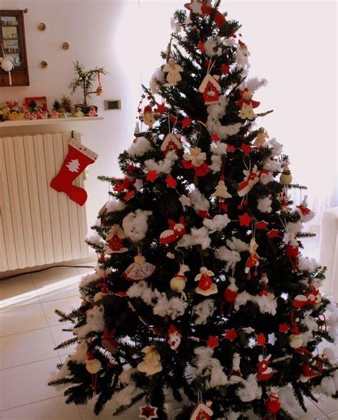 addobbi natalizi come addobbare l albero di natale