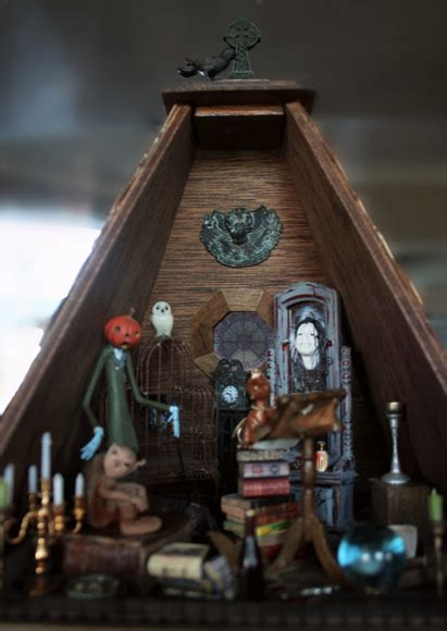 halloween doll house haunted house dollhouse