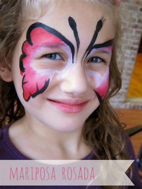 imagenes de halloween para pintarte la cara c 243 mo pintar la cara de los ni 241 os paso a paso artividades