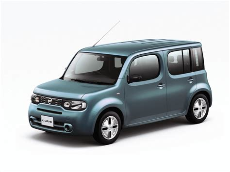 Nissan Cube 2008 2009 2010 2011 2012 2013 2014