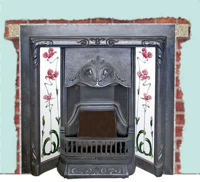 Fitting A Fireplace Insert by Fireplace Uk Original And Reproduction