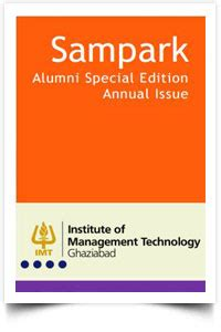 Imt Ghaziabad Distance Learning Mba Admission 2016 by Alumni Newsletter Imt Ghaziabad